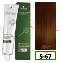 Schwarzkopf - Tinte ESSENSITY Sin Amoniaco Roble 5-67 Castaño Claro Marrón Cobrizo 60 ml