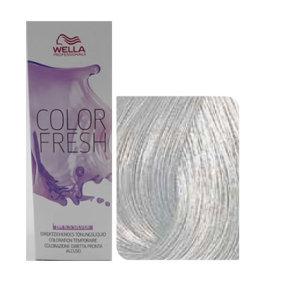 Wella ba o de color color fresh 8 81 rubio claro perla - Bano de color loreal ...