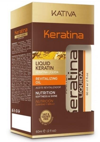 Kativa keratina liquida libre de sal y sin sulfatos 60 ml - Bano de keratina precio ...