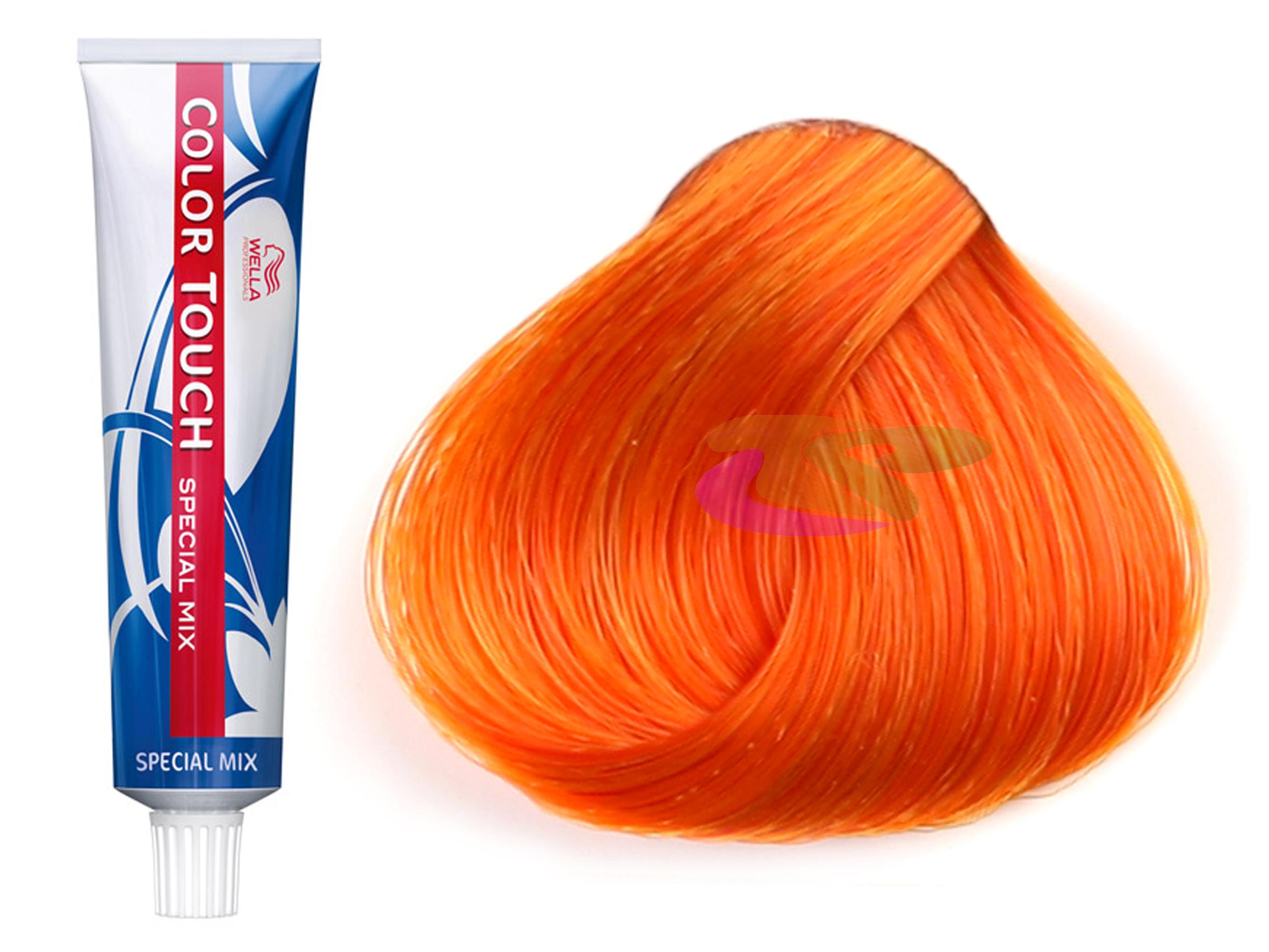 wella bao de color semipermanente color touch special mix intensificador 034 - Wella Color Touch Special Mix