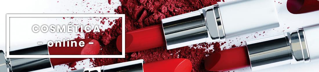 cosmética online en la tienda de peluquería