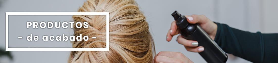 Productos acabado cabello - La tienda de peluquería