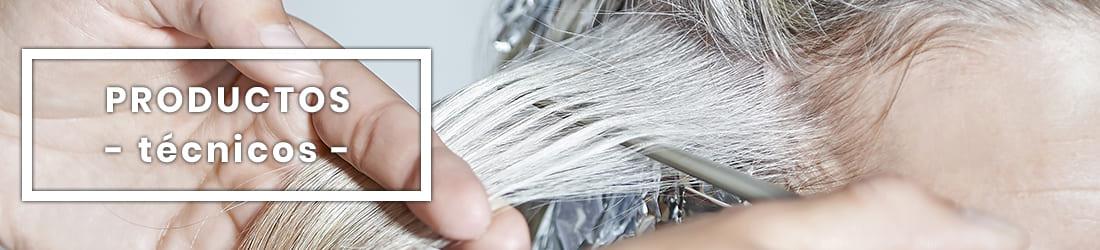 productos técnicos de peluquería