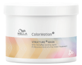 Wella - Mascarilla ColorMotion Structure Mask protección del color 500 ml