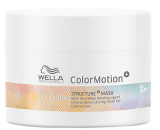 Wella - Mascarilla ColorMotion Structure Mask protección del color 150 ml