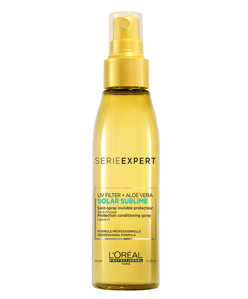 L`Oréal Serie Expert - Spray Invisible SOLAR SUBLIME protector 125 ml