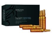 Postquam - Ampollas Placenta Vegetal ANTICAIDA Therapy Fortifying (12 ampollas x 9 ml)