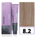 Revlon - Baño COLOR EXCEL Sin Amoniaco 8.2 Rubio Claro Irisado 70 ml