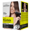 Be Natural - Kit Alisado Brasileño KERATIMASK Sin Formol