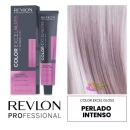 Revlon - Ultra Matizador COLOR EXCEL GLOSS Sin Amoniaco .22 PERLADO INTENSO (quita el amarillo) 70 ml