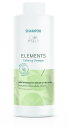 Wella - Champú ELEMENTS Calming (Calmante) Sin Sulfatos y Sin Siliconas 1000 ml