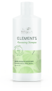 Wella - Champú ELEMENTS Renewing (Renovador) Sin Sulfatos y Sin Siliconas 500 ml
