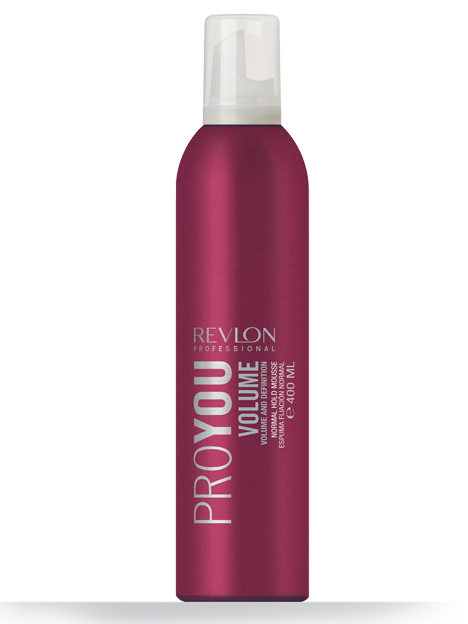 Revlon Proyou - Espuma VOLUME (fijación normal) 400 ml