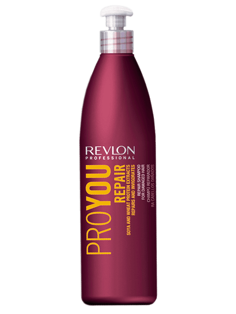 Revlon Proyou  - Champú REPAIR 350 ml