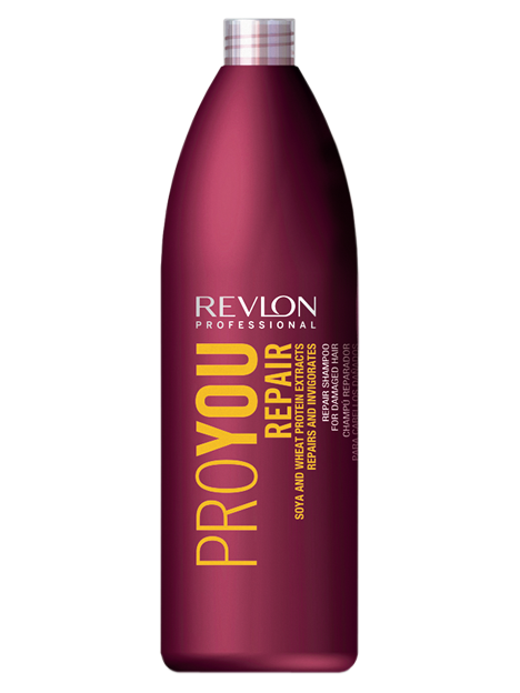 Revlon Proyou - Champú REPAIR 1000 ml