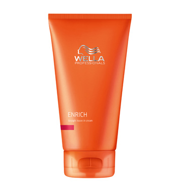 Wella Care Enrich - Mascarilla capilar EFECTO CALOR 150 ml