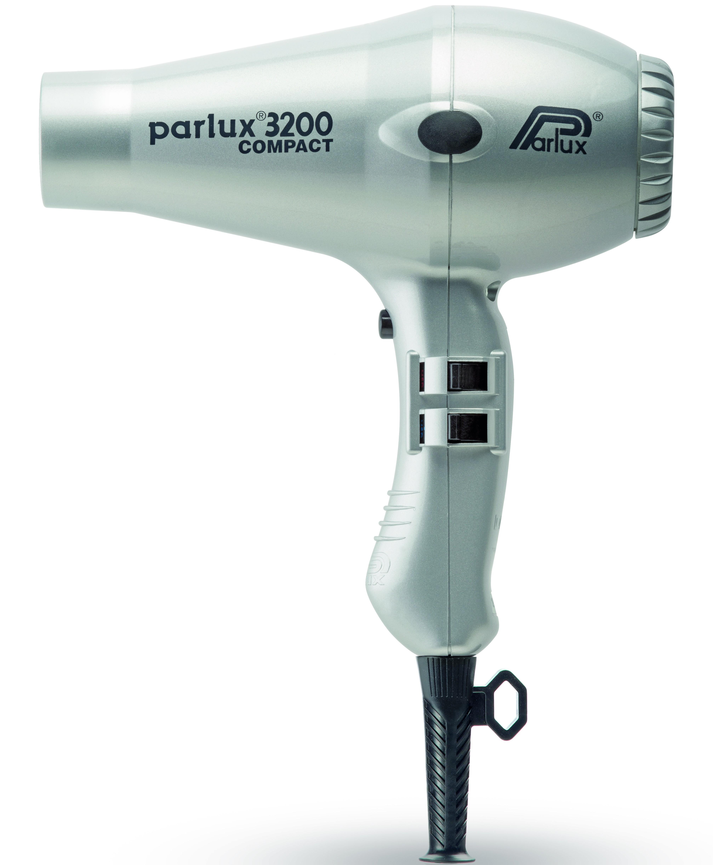 Parlux - Secador de pelo 3200 COMPACT plata (S4493718001) eb6739b387e3