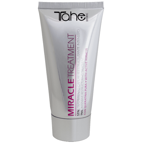 Tahe Botanic - Miracle Treatment reestructurante con queratina 50 ml