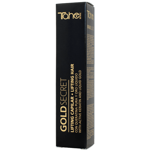 Tahe Botanic - Keratin Gold OROLIQUIDO Lifting Capilar Gold Secret 50 ml