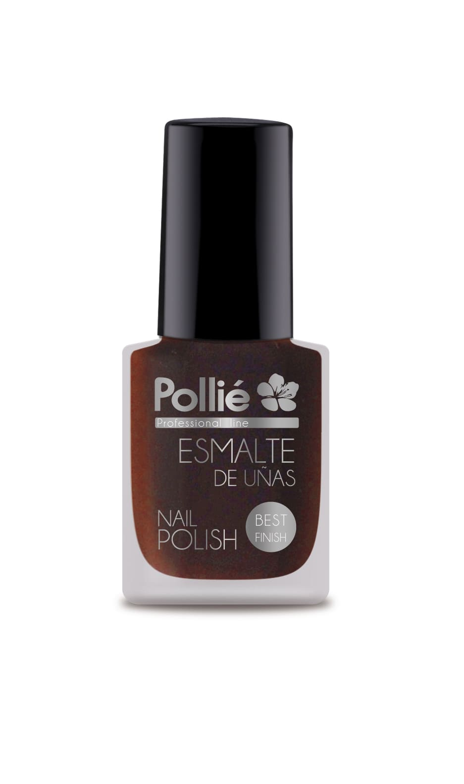 Pollié - Esmalte Uñas Chocolate 12 ml (03491)