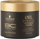 Schwarzkopf Bonacure - Mascarilla OIL MIRACLE Brillo Dorado 150 ml