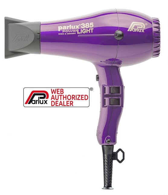 Parlux - Secador 385 Power Light Violeta (S459001VI)