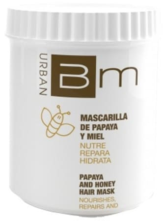 Blumin - Mascarilla PAPAYA Y MIEL 700 ml