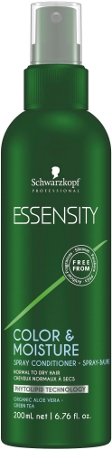 Schwarzkopf Essensity - Spray Acondicionador COLOR & MOISTURE 200 ml