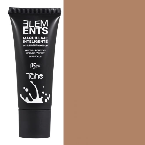 Tahe - Maquillaje inteligente fluido ELEMENTS COLOR E-35 fps.15 35 ml