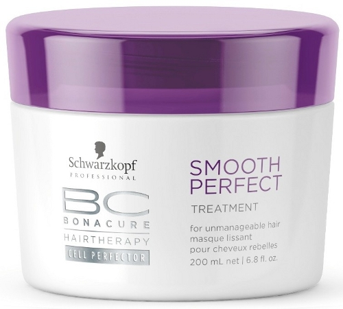 Schwarzkopf Bonacure - Mascarilla SMOOTH PERFECT 200 ml