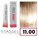 Tassel - Tinte Superaclarante BRIGHT COLOUR con Argán y Keratina Nº 11.00 RUBIO EXTRACLARO NATURAL 100 ml (03995)