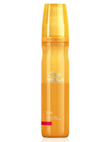 Wella Sun - Spray protector solar para cabello fino o normal 150 ml