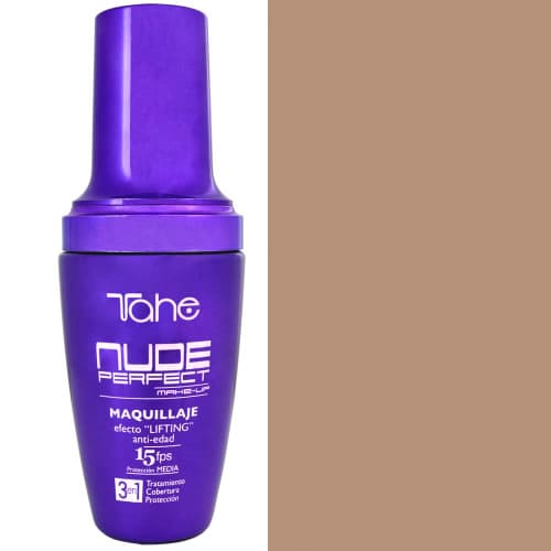 Tahe - Maquillaje NUDE Perfect color número 42 fps.15 de 40 ml