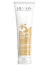 Revlon - Champú y Acondicionador 2 en 1 Total Color Care 45 days GOLDEN BLONDES ...