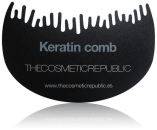 The Cosmetic Republic - Spray fija fibras KERATIN (80 aplicaciones) 160 ml