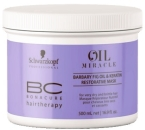 Schwarzkopf Bonacure - Mascarilla OIL MIRACLE BARBARY FIG 500 ml