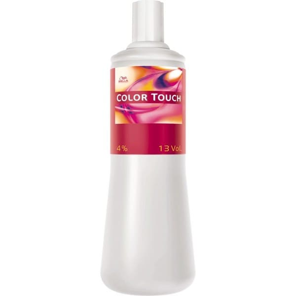 Wella - Emulsión Intensiva Color Touch 13 vol (4%) 1000 ml
