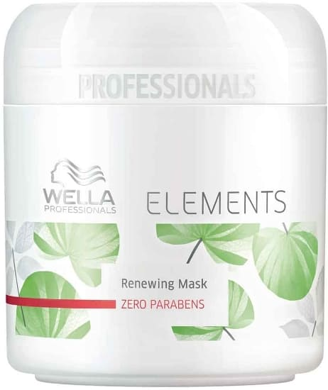 Wella - Mascarilla ELEMENTS RENEWING Sin parabenos 150 ml