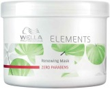 Wella - Mascarilla ELEMENTS RENEWING Sin parabenos 500 ml