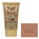 Tahe - Crema Facial CON COLOR fps.50+ tono nº02 de 50 ml