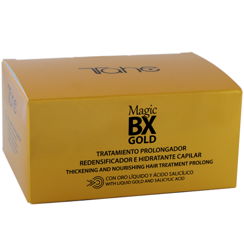 Tahe Magic - PROLONGADOR EFECTO MAGIC BX GOLD (5 ampollas x 10 ml)