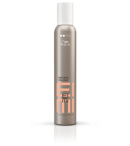 Wella Eimi - Espuma volumizante NATURAL VOLUME 500 ml
