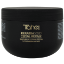 Tahe Botanic - Mascarilla Keratin Gold TOTAL REPAIR ultra-nutritiva 300 ml
