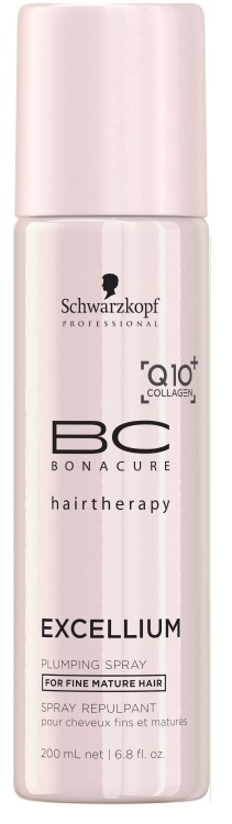 Schwarzkopf Bonacure - Plumping Spray EXCELLIUM Q10+ COLLAGEN 200 ml
