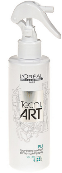 L`Oréal Tecni.Art - Spray Térmico PLI SHAPER 190 ml