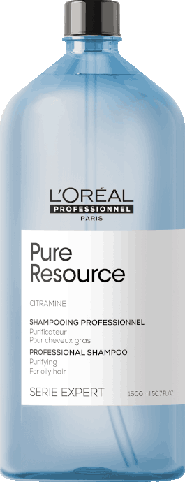 L`Oréal Serie Expert - Champu PURE RESOURCE antigrasa 1500 ml