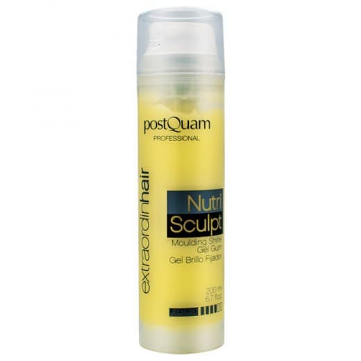 Postquam - NUTRI-SCULPT Gel Brillo Fijador 200 ml