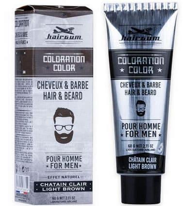 e034ee1ce Hairgum - Tinte para Barba Nº 5.1 Castaño Claro 60 g (C863051)