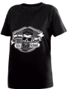 Captain Cook -  Camiseta talla S color Negro (04957/4)