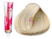 Wella - Baño COLOR TOUCH Rich Naturals 10/1 Rubio Super Claro Ceniza (sin amoníaco) d...
